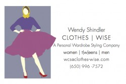 Clothes Wise - Wendy Shindler